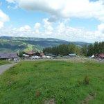 Bereich um die Bergstation