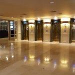 Lobby und Lift
