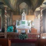 The Painted Church Foto
