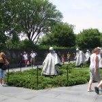Korean War Veterans Memorial Foto