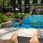 Foto de Chatrium Hotel Royal Lake Yangon