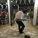 The best Dancer and the best tem is in Camelot Restaurant Stalis Crete !!!!