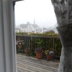 Ausblick auf den legendären Mendocino-Nebel...