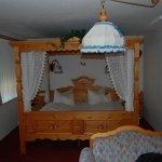 Photo prise du petit salon de la chambre