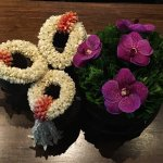 Welcoming bouquet.