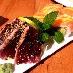 Tataki und Sushi, äußerst frisch und lecker