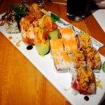 Sushi, sehr lecker und frisch