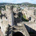 Conwy Castle Resmi