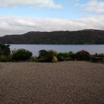 Loch Ness, the view from our room