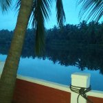 Stillness by the river