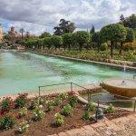 Jardines del Alcázar.