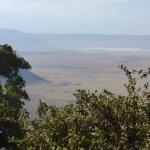 Autre vue du Ngorogoro Crater