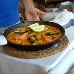 Our Amazing and Delicious Paella