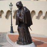 moine fondateur de la dynastie des Grimaldi