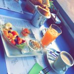 Big Brunch : sucré (viennoiseries, tartines, salade de fruits, boissons chaude et froide)