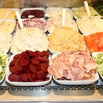 Delicious Fresh Salads at D'Lish Deli