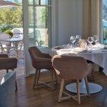 Le Restaurant Beau-Site Talloires vous accueille pour un repas avec vue sur lac d'Annecy.