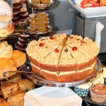Fresh cakes, scones and cupcakes, treat yourself at Amber