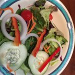 fresh cold salad