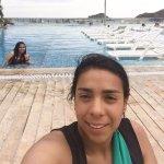 Rea de la piscina