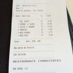 Photo of Restaurante Dos Combatentes