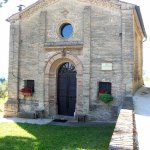 Chiesa di S. Maria di Bagliano