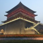 Photo of Xi'an Bell Tower