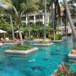 Centara Grand Beach Resort Samui Foto