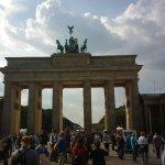 Photo of Brandenburg Gate (Brandenburger Tor)