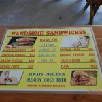 Photo de Handsome Sandwiches