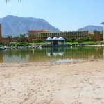 Photo de Strand Beach and Golf  Resort Taba Heights