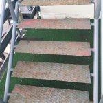 Verroeste trappen