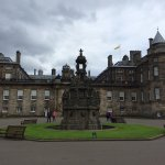 Palace of Holyroodhouse Foto
