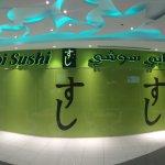 Foto de wasabi sushi