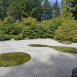 pebble garden
