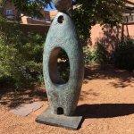 Allan Houser sculpture