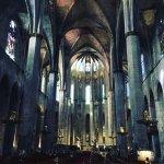 The Basilica of Santa Maria del Mar
