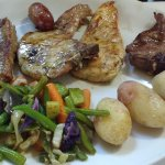 bland and boring mixed grill - disappointed!