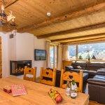 Residence Superior Suite mit Eigerblick im traditionellen Stil