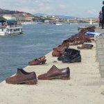 Foto de Zapatos en el Danubio