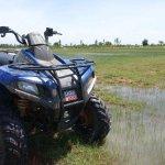Cambodia Quad Bike Foto
