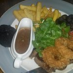 Main - Steak and Chips