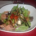 salade océane (entrée)