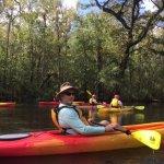 Creek Kayak Tour