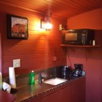 Caboose kitchen