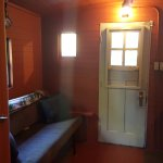 Caboose lounge