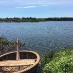 Tra Que Water Wheel Foto
