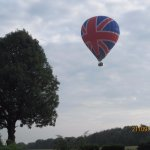 Hot air balloon taken 0900 Sept 21,2016