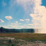 Foto di Old Faithful