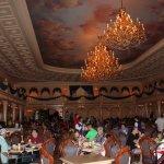 Huge banquet hall